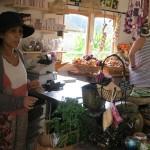 buying basil &c at the thai market