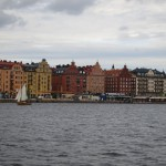 coming into Stockholm
