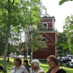 famous clock tower that inspired the tunes Byggnan and Klockstapelvalsen