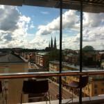 view of Uppsala