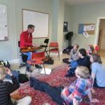 harpa maintenance/repair workshop