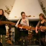 trio: Anni's chamber-music-esque arrangement of a Byss-Calle vals