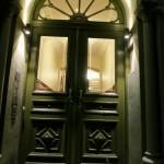 cool doorway in Östermalm...