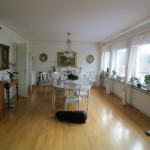...and dining room, opposite end of the same long room