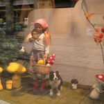 toy store window display