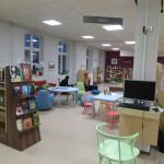 Tierps bibliotek: my section