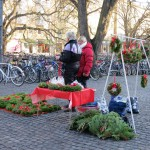 wreath season = bicycle season
