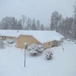 the Annex (our dorm building) (Fri 1:50p)