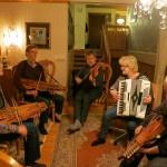 Sture, Lennart, Per-Olov, Alice, Ola